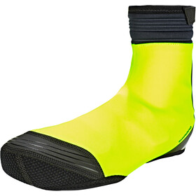 Shimano S1100R Soft Shell Shoes Cover neon yellow